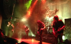 Amon Amarth conquers the House of Blues