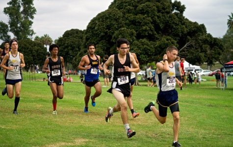 Men's cross-country team finishes 2nd overall at Aztec invitational