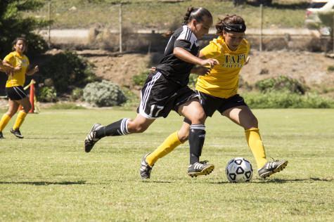 Women's soccer suffers loss in home opener