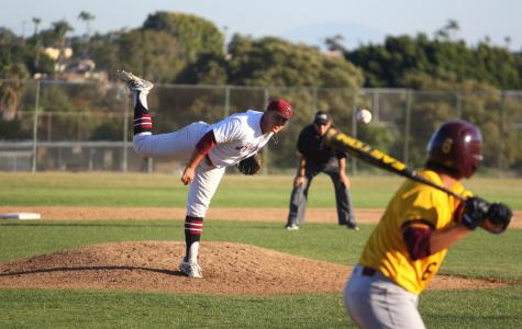 Peeler peels off first conference win for Knights baseball
