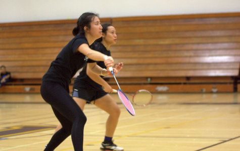 March madness: Women's badminton team competes in the Mesa College tournament