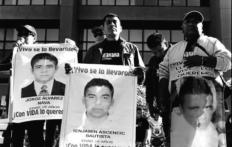 Caravana 43 rallies at City