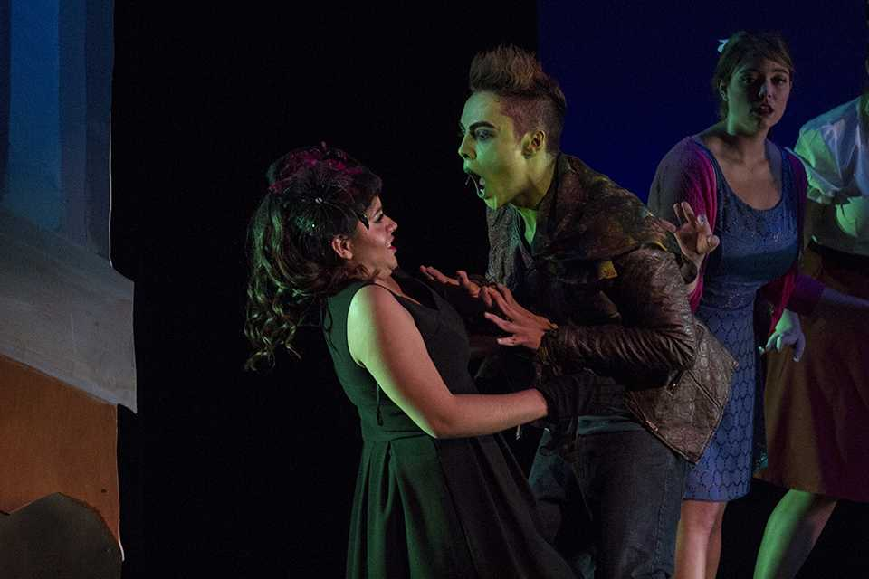 Review: 'Zombie Prom' comes alive