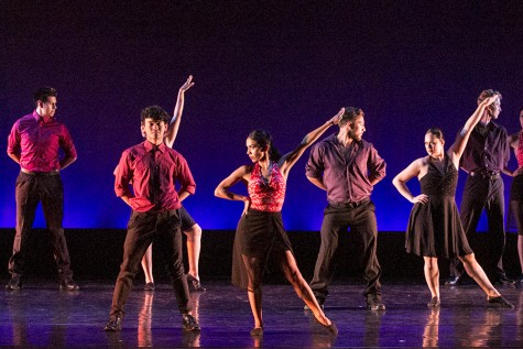 Blend of dance styles in program May 6, 7