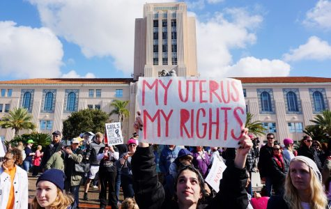 Tens of thousands march in SD for women's rights