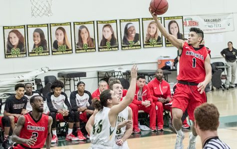 Knights' Darien McClain shoots for the stars
