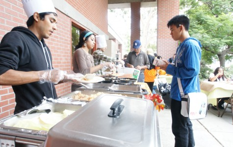 Festival brings focus to campus farming