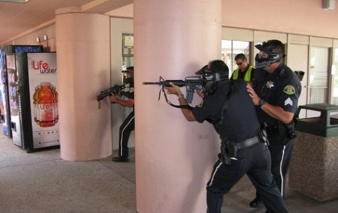 Colleges train for shooting scenarios