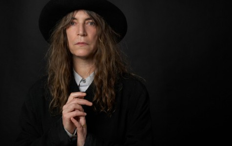 Patti Smith rocks and reads