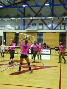 Knights beat Jaguars in 'Play For a Cure' match