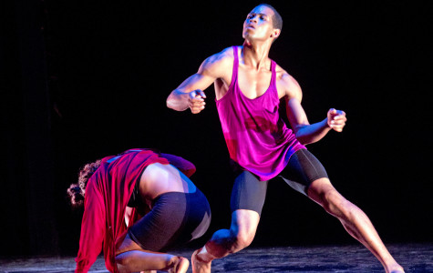 City dance student and alumnus awarded