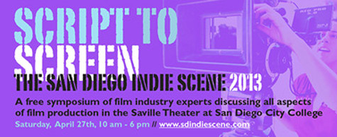 Script to Screen Event at City College