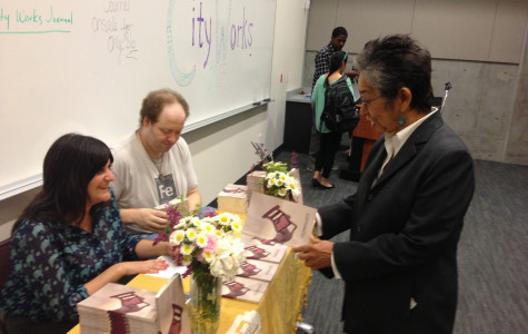 Literary journalists read their award-winning pieces at City Works event