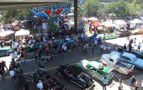 Chicano Park's 43rd anniversary