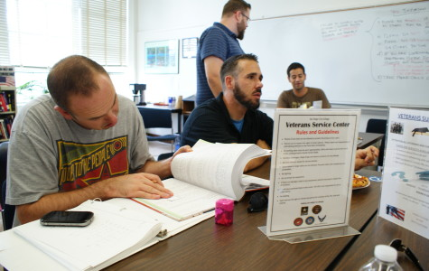 Outreach to Student Veterans progresses with new services this semester