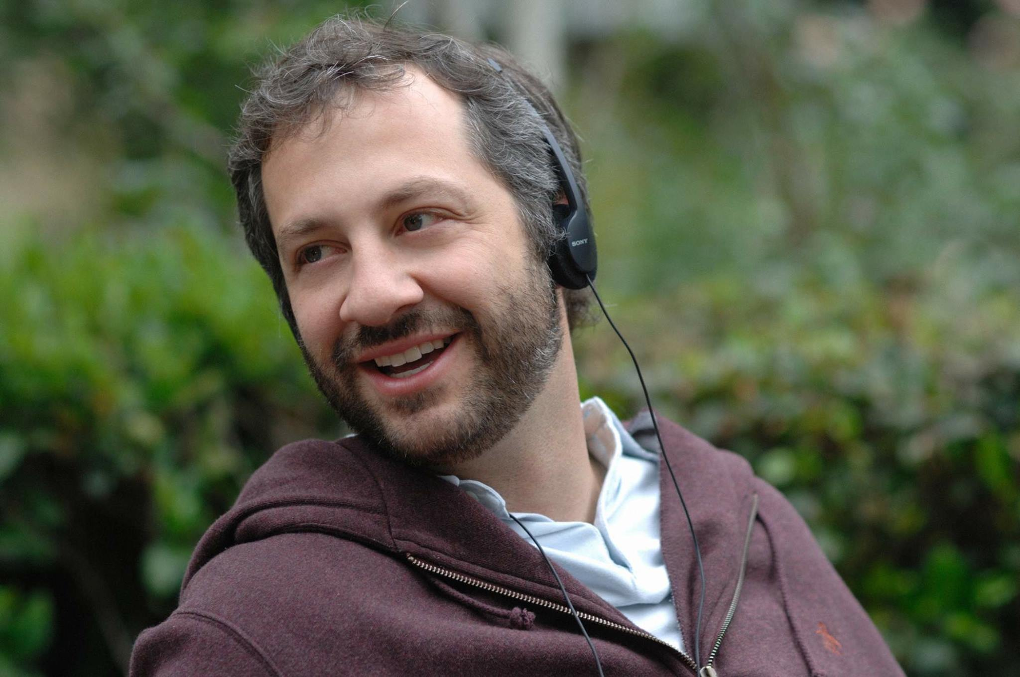 Judd Apatow will be honored by the San Diego Film Festival and presented with a Visionary Filmmaker Award on Oct. 3 at the Museum of Contemporary Art in La Jolla. Official Facebook image.