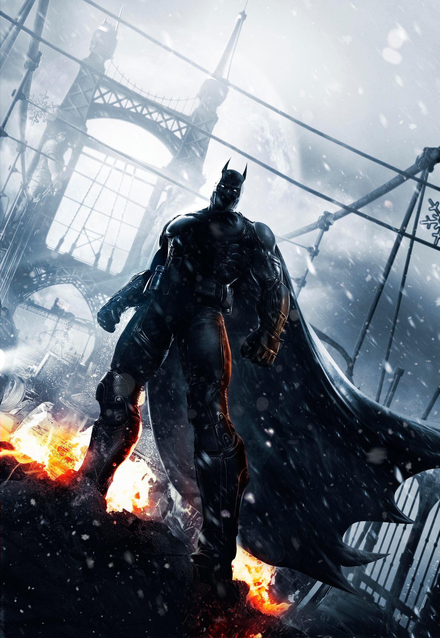 Batman as seen in the