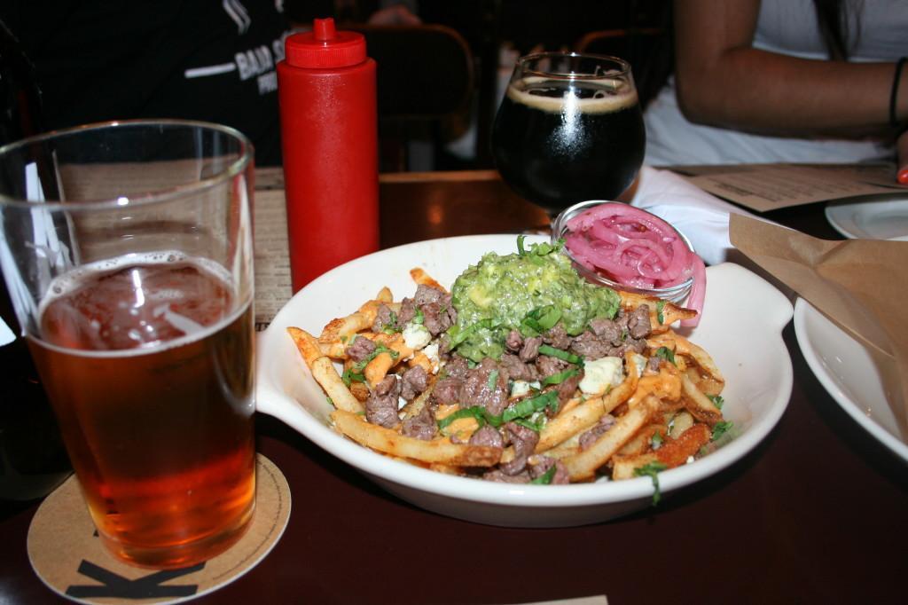 Karl+Strauss%27+carne+asada+fries.+Michelle+Moran%2C+City+Times.