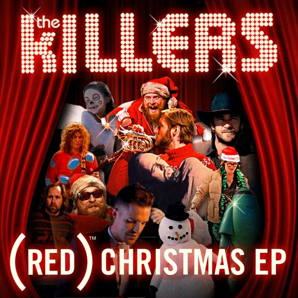 The+Killers+%28RED%29+Christmas+EP.