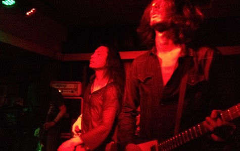 Japanese rock band Church of Misery shreds at the Soda Bar