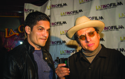 Latino comedian transitions to the big screen