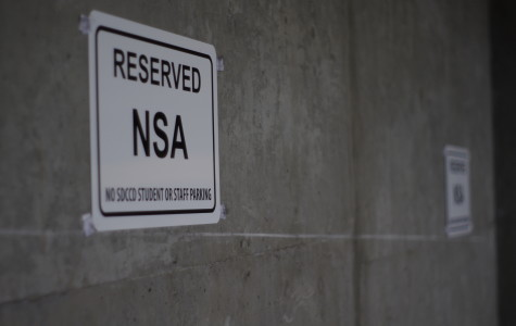 NSA in our garage?