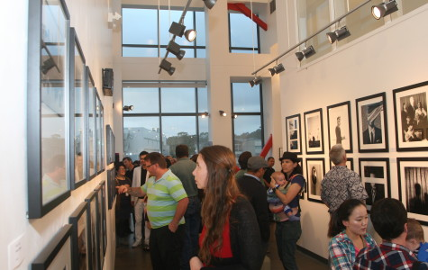 'Higher quality' photos – Professional photographers judge student photo exhibit at the Luxe