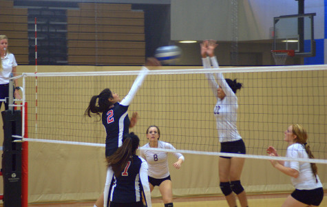 A season opener sweep for women's volleyball