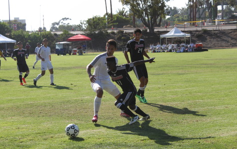 Heartbreak for men's soccer team as Compton Tartars tie game in extra time