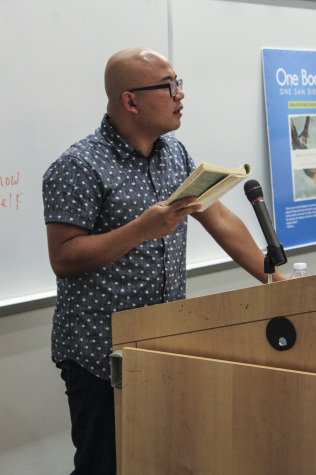 Going by the book – The Ninth Annual San Diego City College International Book Fair has authors and artists share their stories