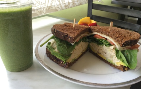 Student Eats: Healthy options on the hill
