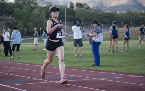 Knights cross-country teams compete in the Cal State San Marcos Cougar Challenge