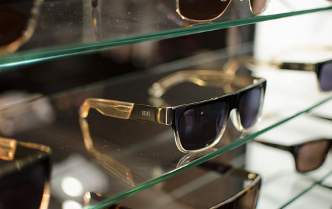 Downtown hosts 9five eyewear