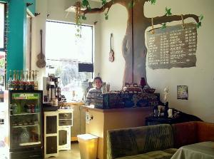 Java Joe's is a coffee shop located just a short distance from City College (Photo by Steve Churchill)
