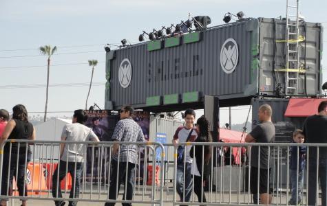 'S.H.I.E.L.D.' sets up base at Del Mar Fairgrounds