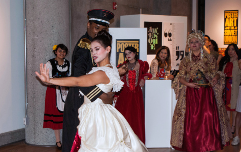 Dialogues of the Soviet past: Soviet history and arts exhibit draws art and history lovers out to City Gallery