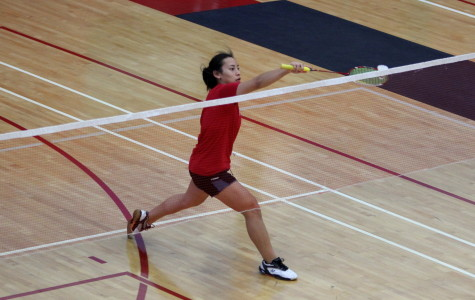Badminton team defeats Mesa College and clinches PCAC title