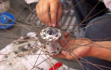 Cycling the D.I.Y. Skills