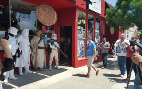 Excelsior! Fans celebrate Free Comic Day at local shops