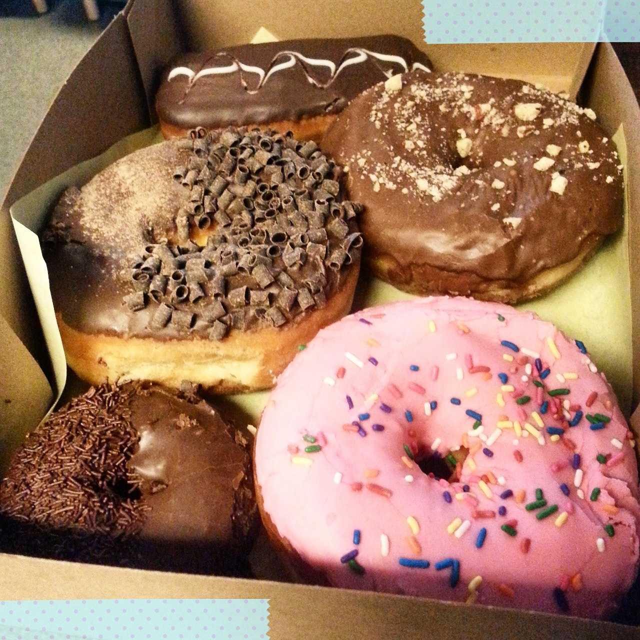 Donut Bar wows customers with a variety of creative and yummy treats. Photo credit: Jennifer Manalili