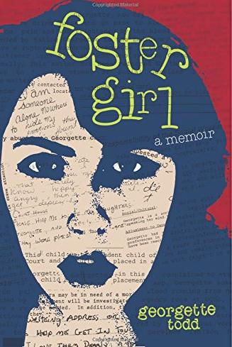 """Foster Girl, A Memoir,"" official image."