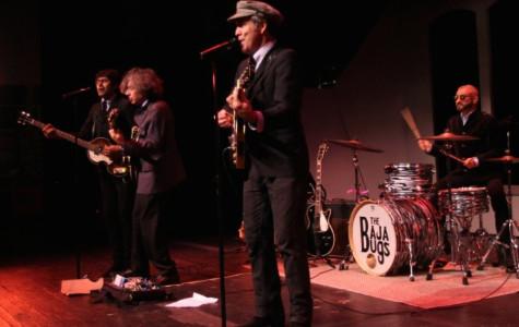 The Beatles shindig at the Saville
