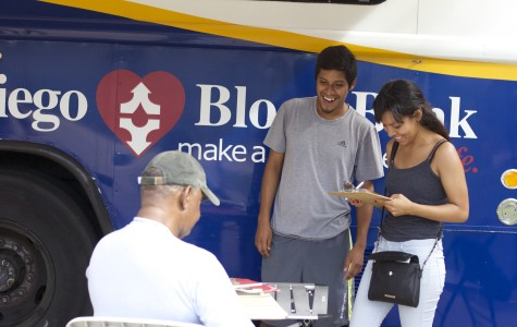 Bloodmobile to the rescue