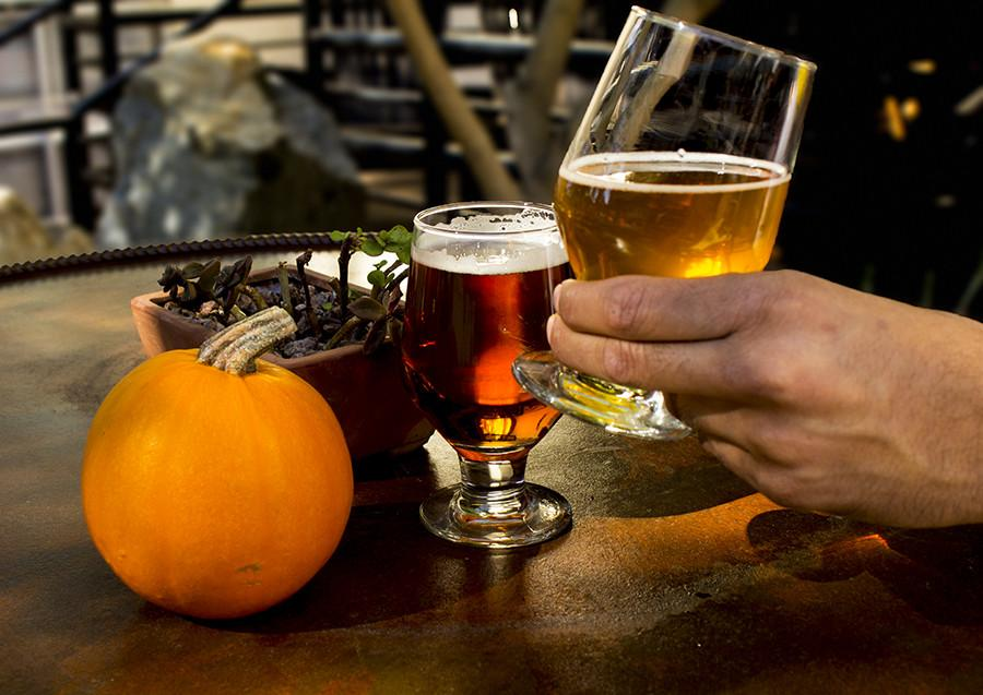 Pumpkin+beer+is+a+perfect+way+to+celebrate+the+fall+season.+Photo+by+Osvaldo+Ruiz%2C+contributor