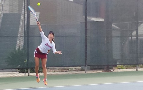 Lady Knights tennis team smashes Cuyamaca