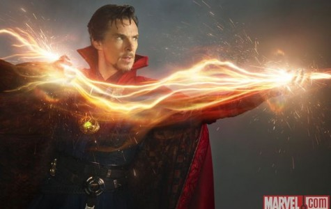 Marvel unleashes 'Doctor Strange' trailer on late night show