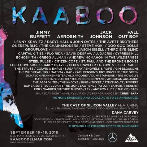 Classic rockers headline KAABOO Del Mar music festival