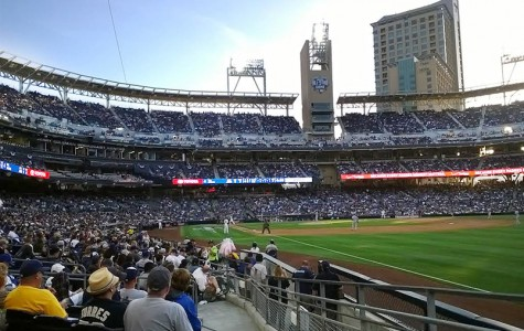 Padres fall in historic rout against rivals