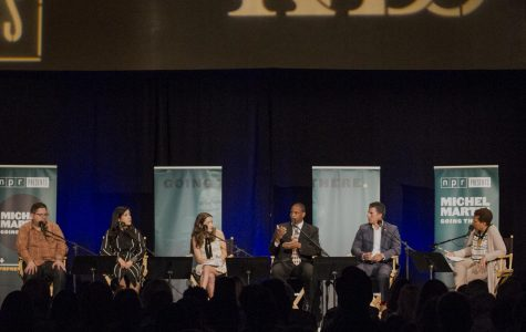 NPR hosts 'Beyond Borders' event in San Diego
