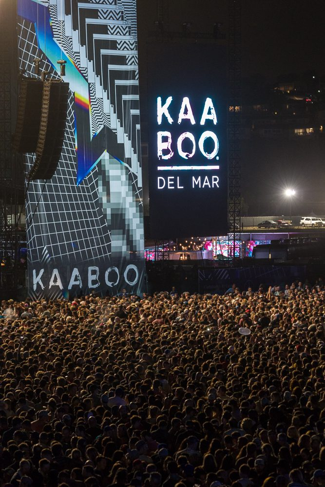 Waiting+for+the+Red+Hot+Chili+Peppers+to+take+the+stage+at+the+2017+KAABOO+Festival+